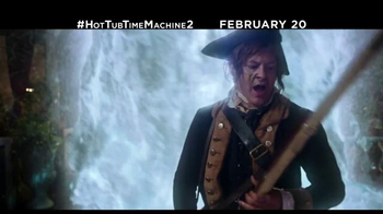 Hot Tub Time Machine 2 Super Bowl 2015 Teaser - 62 commercial airings