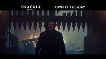 Dracula Untold Blu-ray and DVD TV Spot - Thumbnail 1