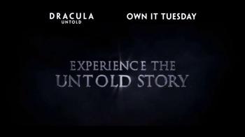 Dracula Untold Blu-ray and DVD TV Spot - Thumbnail 2