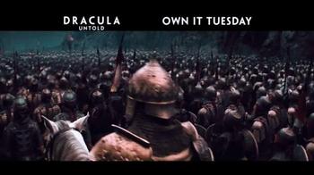 Dracula Untold Blu-ray and DVD TV Spot - Thumbnail 3