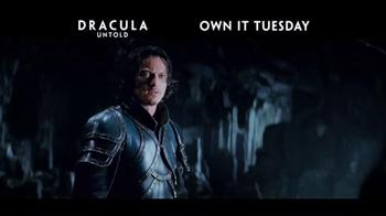 Dracula Untold Blu-ray and DVD TV Spot - Thumbnail 5
