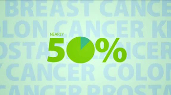AICR TV Spot, 'Cancer Prevention: Together We Can' - Thumbnail 3