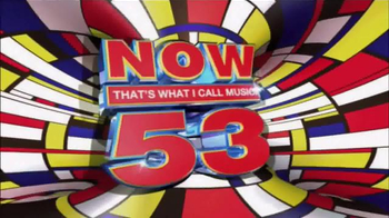 Now That's What I Call Music 53 TV Spot