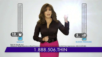 Nutrisystem Fast 5 TV Spot, 'Tried Them All' Featuring Marie Osmond - 1346 commercial airings