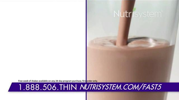 Nutrisystem Fast 5 TV Spot, 'Tried Them All' Featuring Marie Osmond - Thumbnail 8