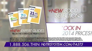 Nutrisystem Fast 5 TV Spot, 'Tried Them All' Featuring Marie Osmond - Thumbnail 9