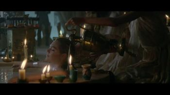 Game of War Super Bowl 2015 Teaser TV Spot, \'Bath\' Featuring Kate Upton