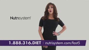 Nutrisystem Fast 5+ TV Spot, 'Little Black Dress Moment' Feat. Marie Osmond - Thumbnail 1