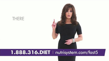 Nutrisystem Fast 5+ TV Spot, 'Little Black Dress Moment' Feat. Marie Osmond - Thumbnail 3