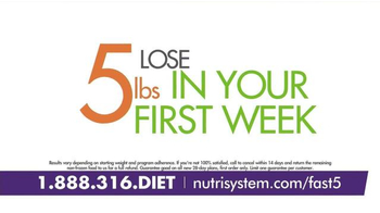 Nutrisystem Fast 5+ TV Spot, 'Little Black Dress Moment' Feat. Marie Osmond - Thumbnail 5