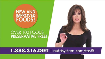 Nutrisystem Fast 5+ TV Spot, 'Little Black Dress Moment' Feat. Marie Osmond