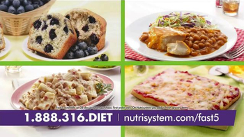Nutrisystem Fast 5+ TV Spot, 'Little Black Dress Moment' Feat. Marie Osmond - Thumbnail 7