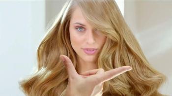 Garnier Fructis Full & Plush TV Spot, 'Big, Big Hair' - 6675 commercial airings
