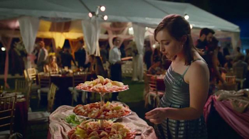 TurboTax TV Spot, 'Wedding: Shrimp' - Thumbnail 2