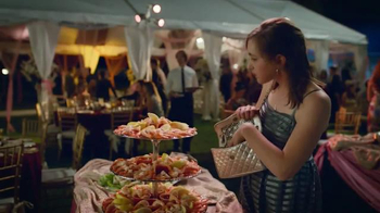 TurboTax TV Spot, 'Wedding: Shrimp' - Thumbnail 4