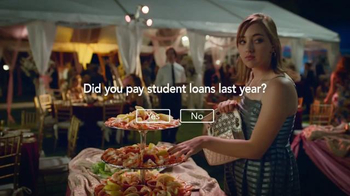 TurboTax TV Spot, 'Wedding: Shrimp' - Thumbnail 5