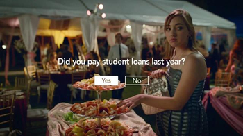 TurboTax TV Spot, 'Wedding: Shrimp'