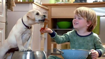 Purina Puppy Chow TV Spot, 'Bandit's Fun in the Kitchen' - Thumbnail 5