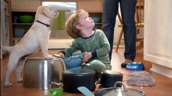 Purina Puppy Chow TV Spot, 'Bandit's Fun in the Kitchen' - Thumbnail 7