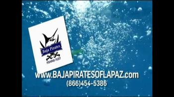 Baja Pirates TV Spot, 'Fishing in Mexico' - Thumbnail 9