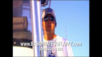 Baja Pirates TV Spot, 'Fishing in Mexico' - Thumbnail 3