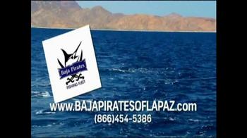 Baja Pirates TV Spot, 'Fishing in Mexico' - Thumbnail 7