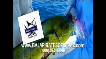 Baja Pirates TV Spot, 'Fishing in Mexico' - Thumbnail 8