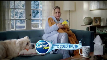 Alka-Seltzer Plus Severe Cold & Flu TV Spot, 'Runny Nose' - 2509 commercial airings