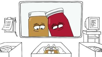 Pop-Tarts Peanut Butter & Jelly TV Spot, 'Welcome New PB&J!' - Thumbnail 4