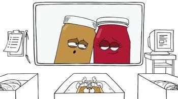 Pop-Tarts Peanut Butter & Jelly TV Spot, 'Welcome New PB&J!' - Thumbnail 5