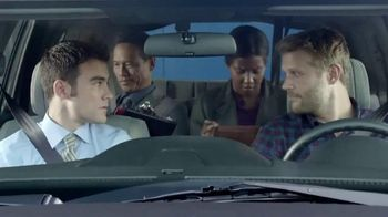 2015 Honda Pilot TV Spot, 'Pilot Clearance Event: Tuesday Test'