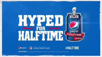 Pepsi TV Spot, 'Hyped for Halftime: Headin' to Halftime' Ft. Craig Robinson - Thumbnail 7