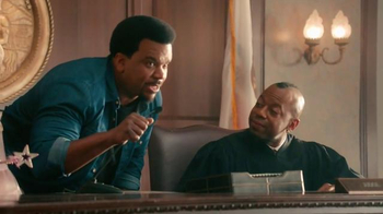 Pepsi TV Spot, 'Hyped for Halftime: Headin' to Halftime' Ft. Craig Robinson - Thumbnail 1