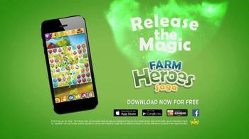 Farm Heroes Saga TV Spot, 'Release the Magic' - Thumbnail 10