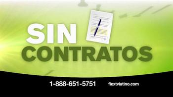 Flex TV TV Spot, 'Sin Contractos' [Spanish] - Thumbnail 3