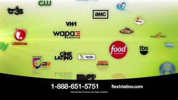 Flex TV TV Spot, 'Sin Contractos' [Spanish]