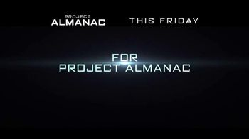 Project Almanac - Alternate Trailer 16