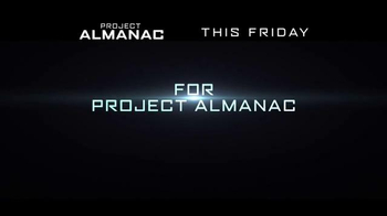 Project Almanac - Alternate Trailer 16