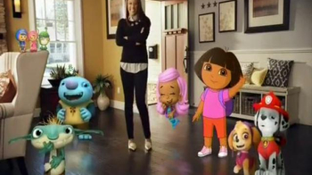 Nick Jr. Beyond the Backpack TV Spot, 'Ready' Featuring Tia Mowry-Hardict - Thumbnail 10