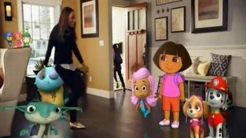 Nick Jr. Beyond the Backpack TV Spot, 'Ready' Featuring Tia Mowry-Hardict