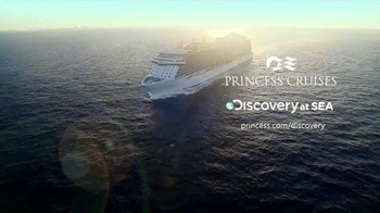 Princess Cruises Discovery at Sea TV Spot, 'Celebrating With Discovery - Thumbnail 9