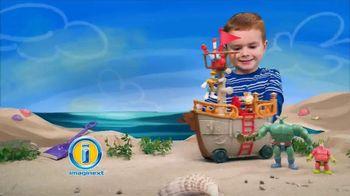 Imaginext SpongeBob SquarePants Krabby Patty Food Truck TV Spot