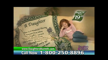 Daughter's Warmth TV Spot - Thumbnail 8