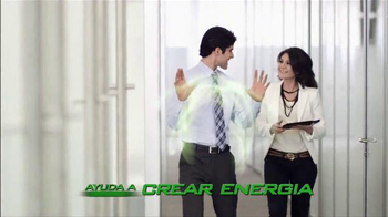 Shot B TV Spot, 'Ayuda a Crear Energía' [Spanish] - Thumbnail 6