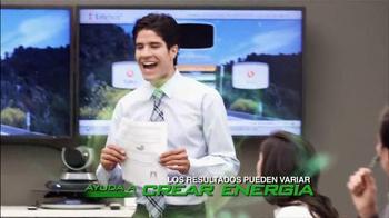 Shot B TV Spot, 'Ayuda a Crear Energía' [Spanish] - Thumbnail 7