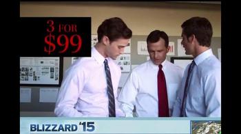 JoS. A. Bank TV Spot, 'Three for $99 Traveler Dress and Sportshirts' - Thumbnail 9