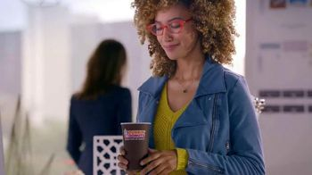 Dunkin' Donuts White Chocolate Raspberry Lattes and Coffees TV Spot - Thumbnail 3