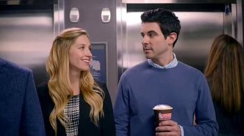 Dunkin' Donuts White Chocolate Raspberry Lattes and Coffees TV Spot - Thumbnail 5
