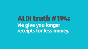 ALDI TV Spot, 'Truth #194' - Thumbnail 6