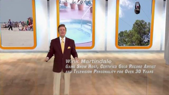 Hilton Head Island TV Spot, 'Great Deals' Featuring Wink Martindale